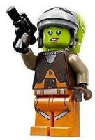 Lego Star Wars Rebels: Hera Syndula with Blaster - Minifigure